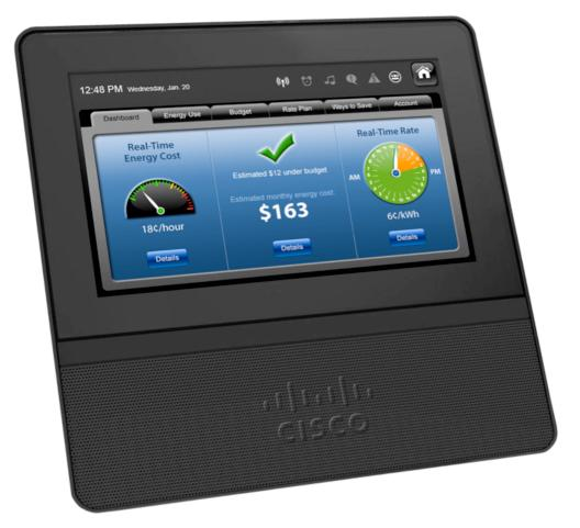 Cisco said it is getting out of the business of making this home energy controller.