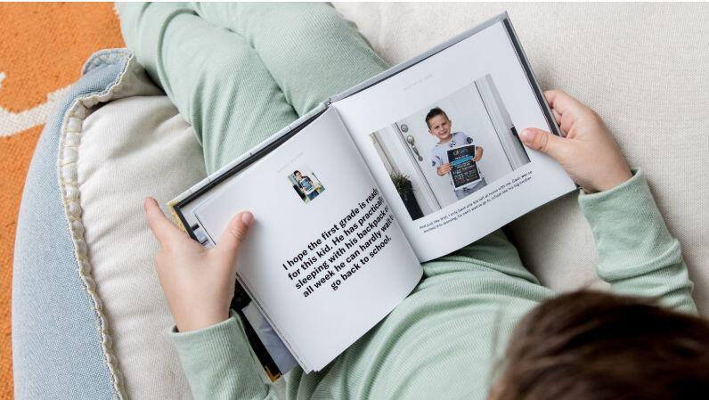 Save 25% on keepsake photo books and more at Chatbooks