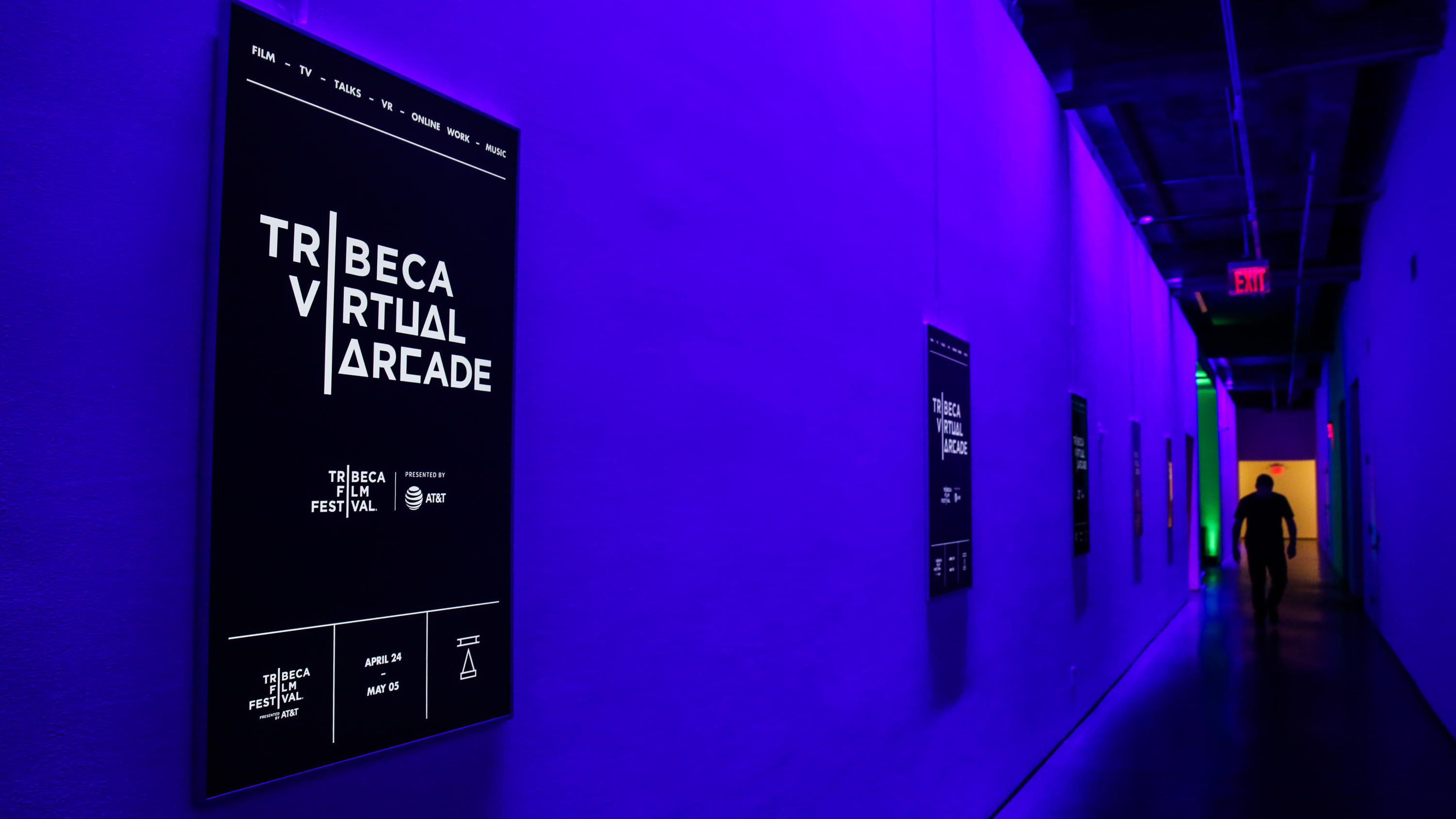 VR Storyscapes and Mixed Reality at Tribeca Film Festival