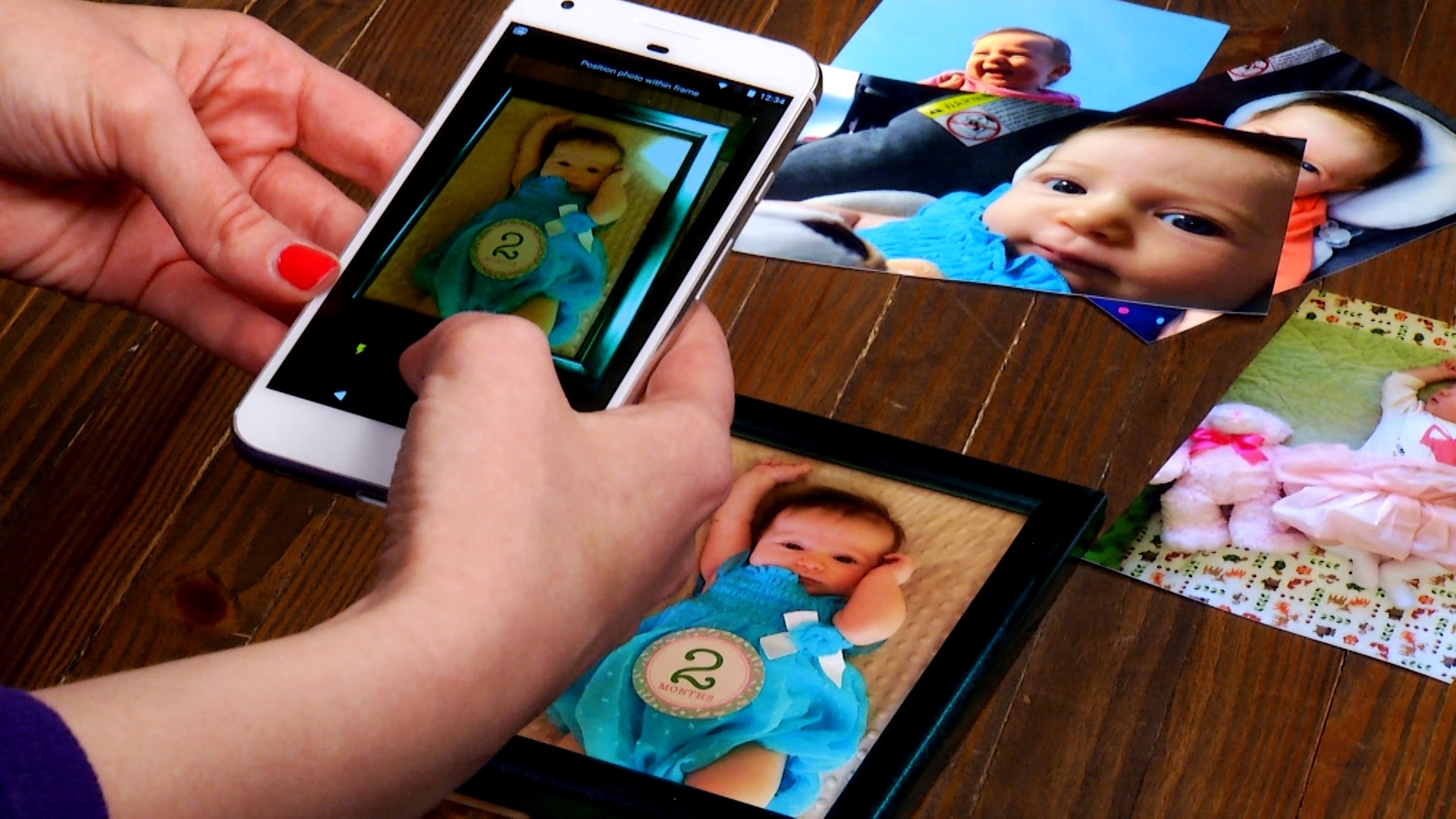 Video: Google's PhotoScan saves your printed photos without glare