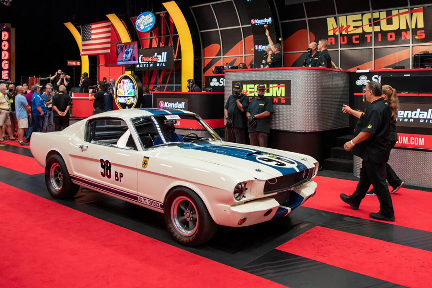 1965 Ford Shelby Mustang GT350R
