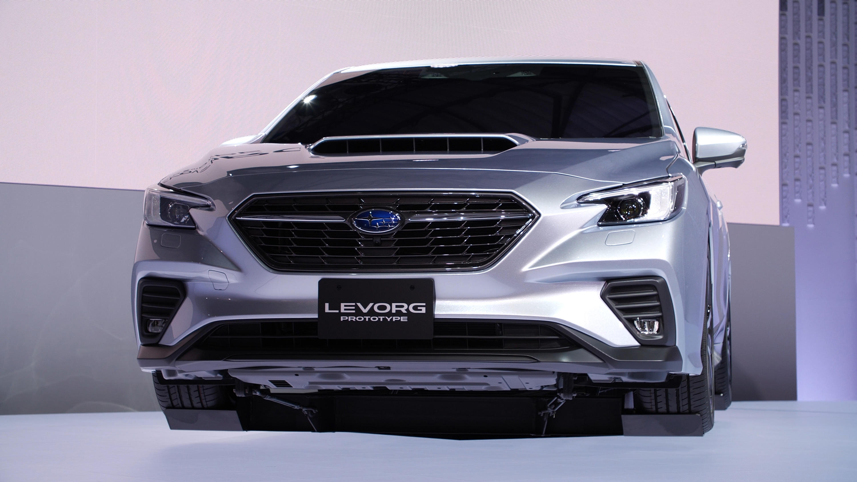 Video: Subaru Levorg Prototype: We won't get the wagon, but we may get the tech