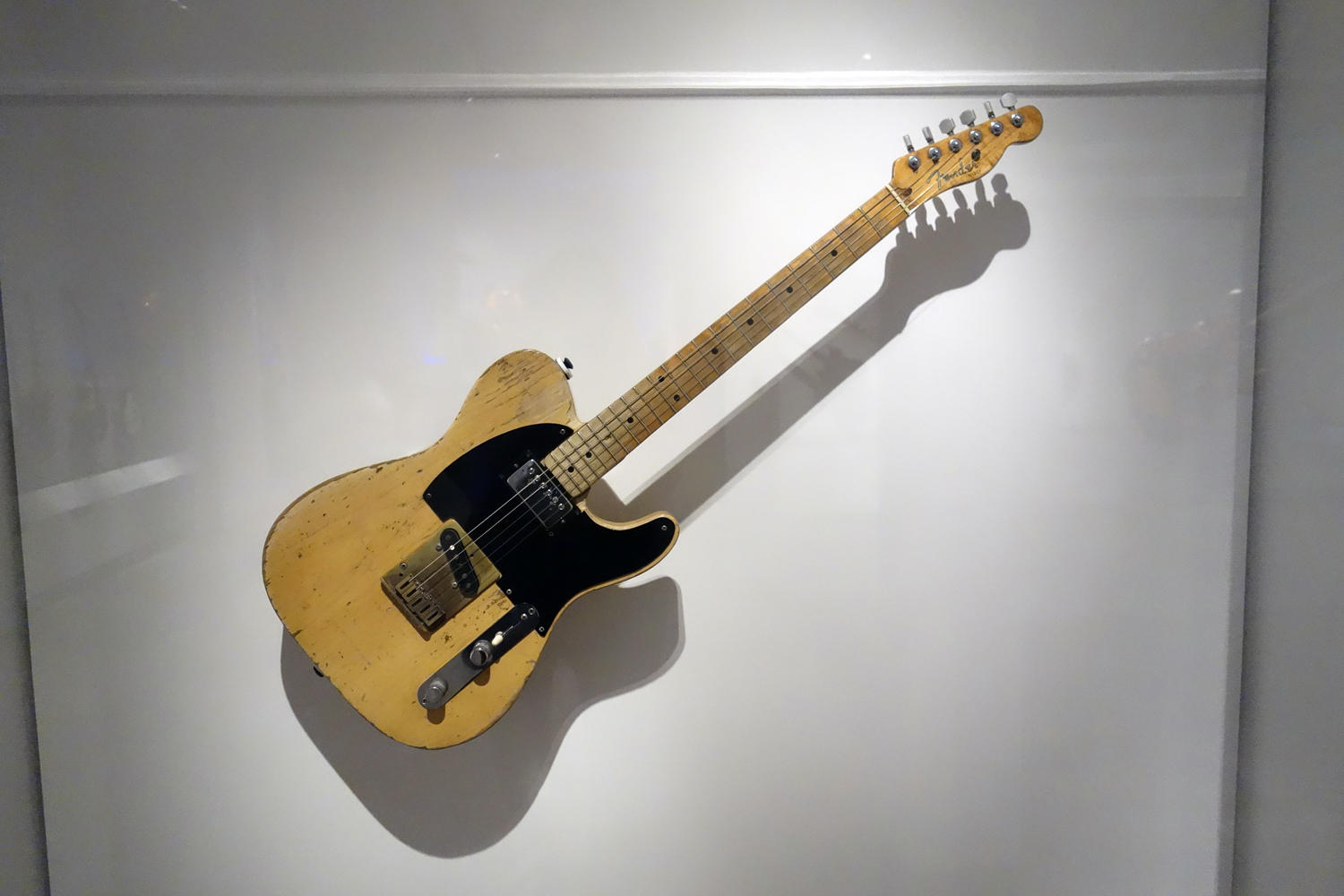 Keith Richards five-string Telecaster