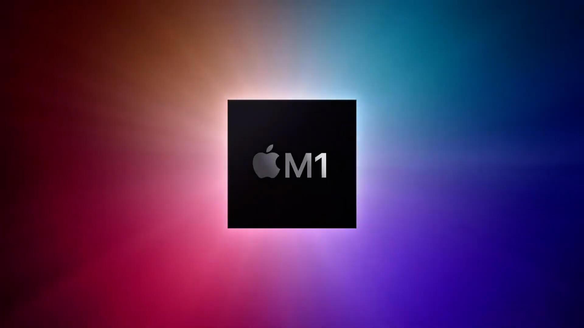 Video: Apple unveils new Apple silicon M1 Mac chip