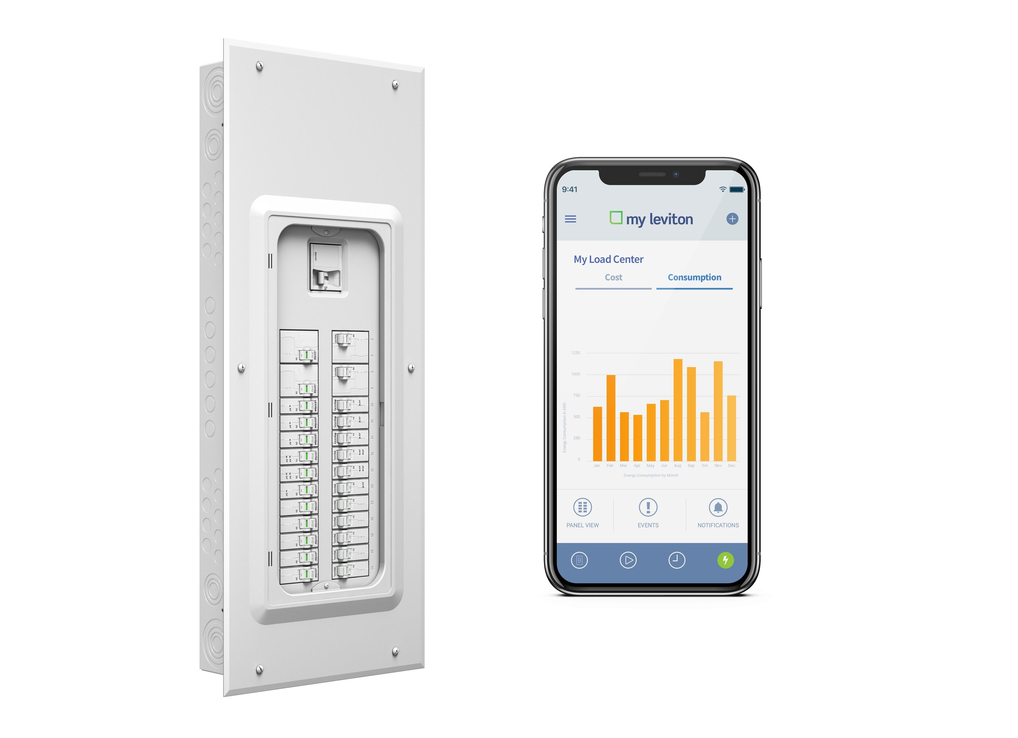 leviton-load-center-and-app