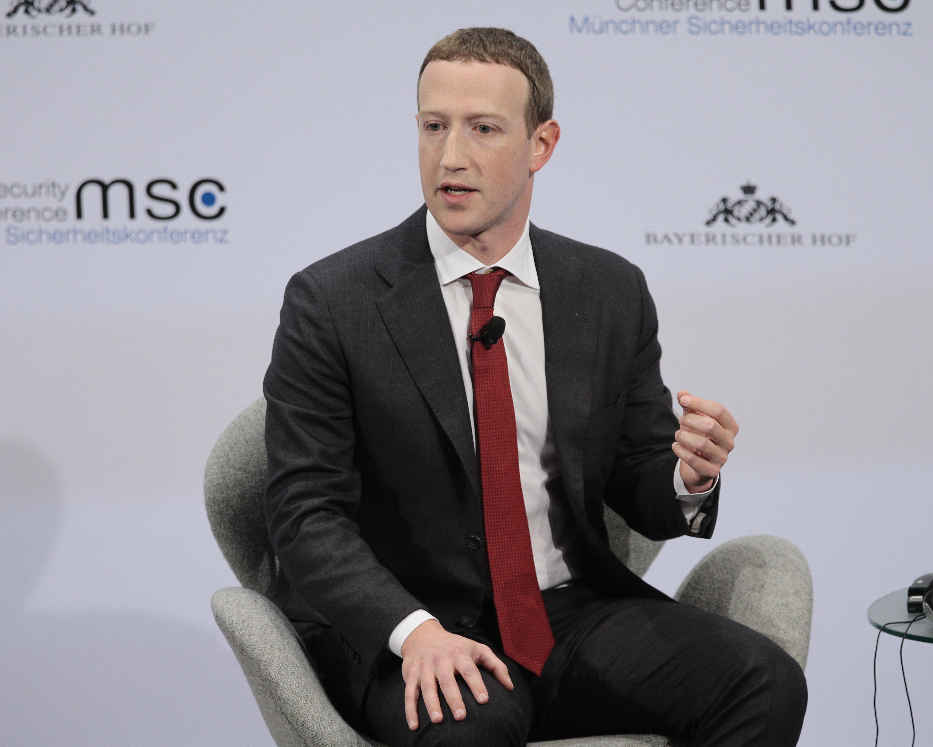 <p>Mark Zuckerberg has been added as a defendant in the Cambridge Analytica lawsuit.</p>
