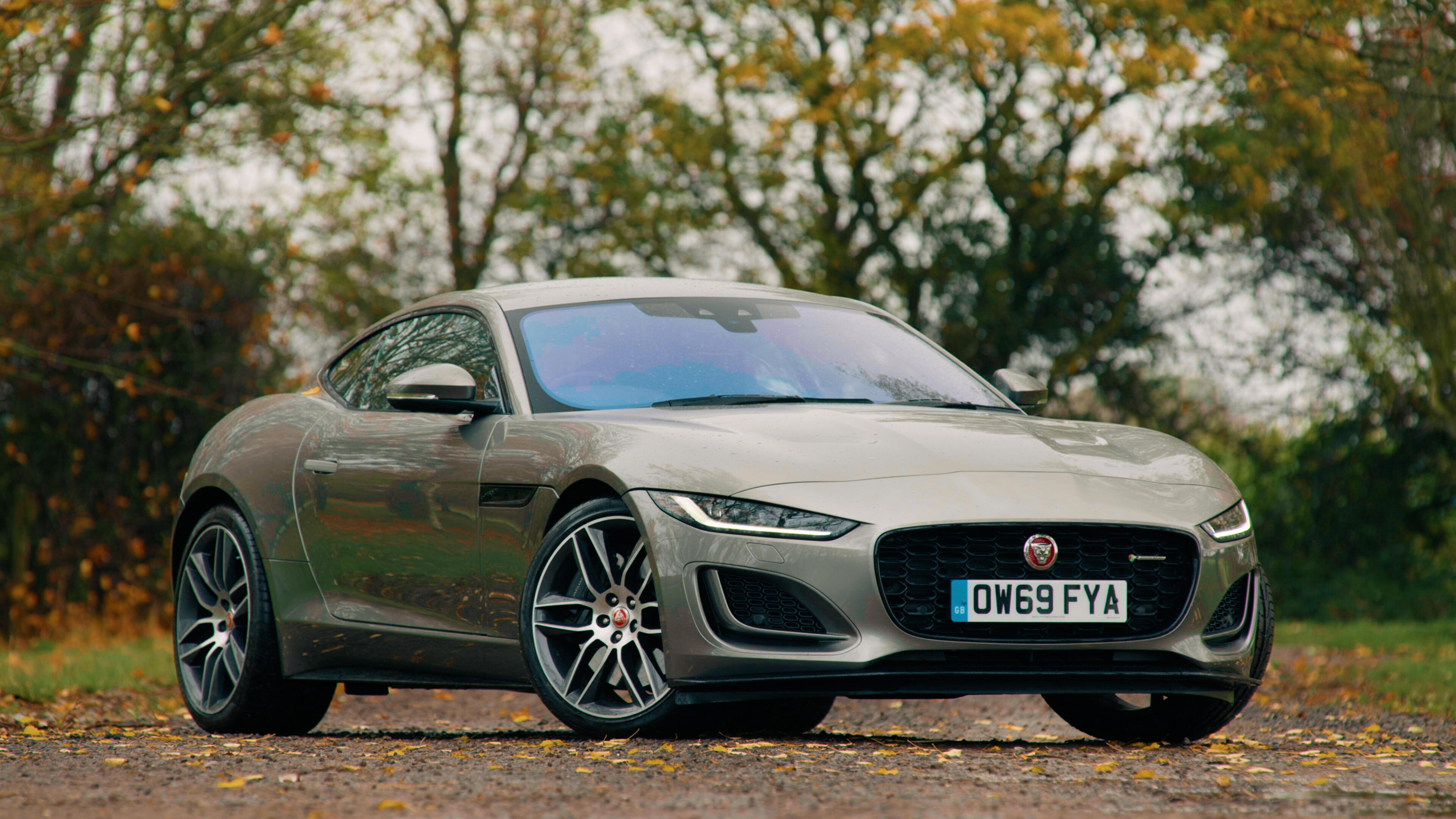 Video: The 2021 Jaguar F-Type is more appealing than ever