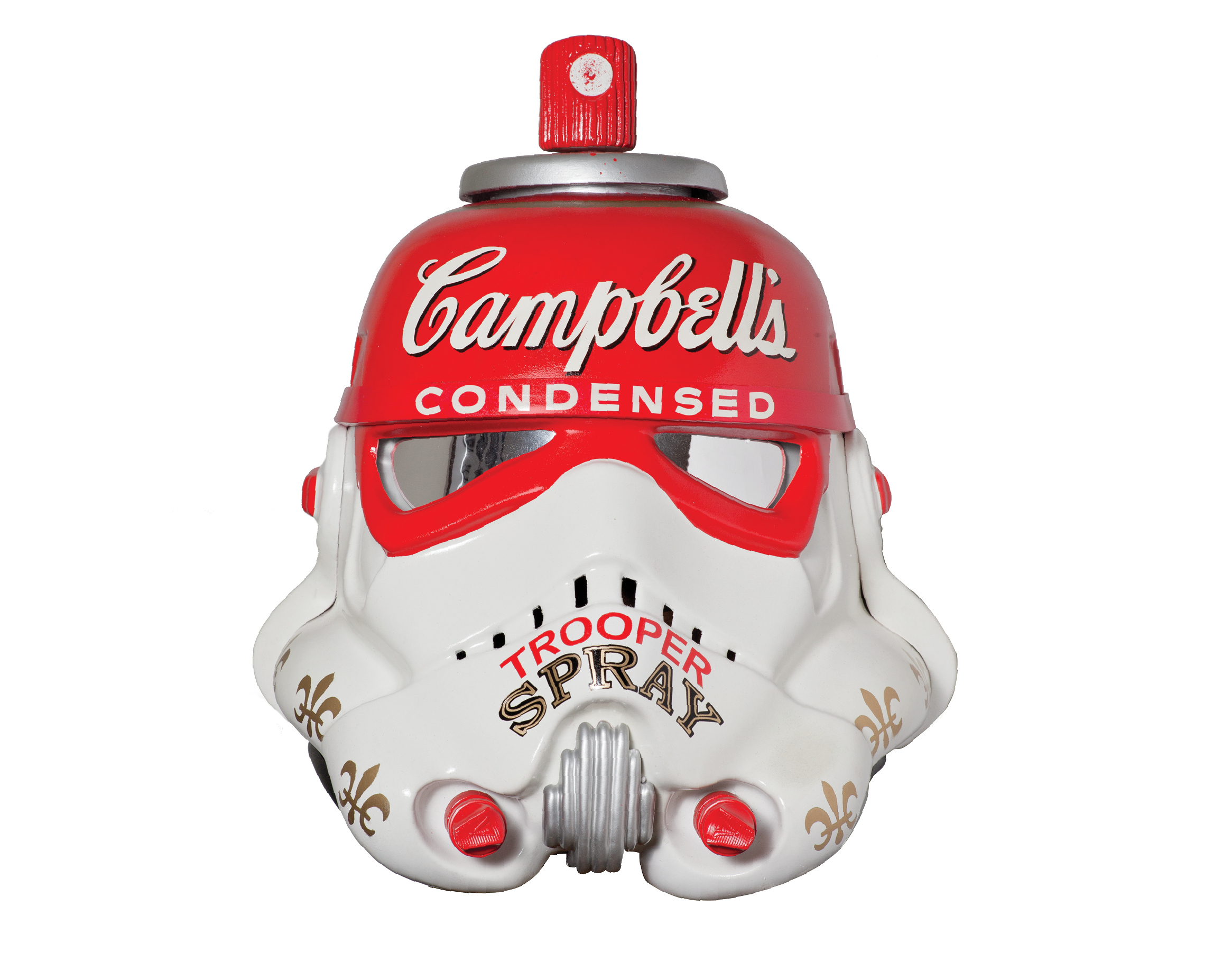 Stormtrooper gets Andy Warhol treatment