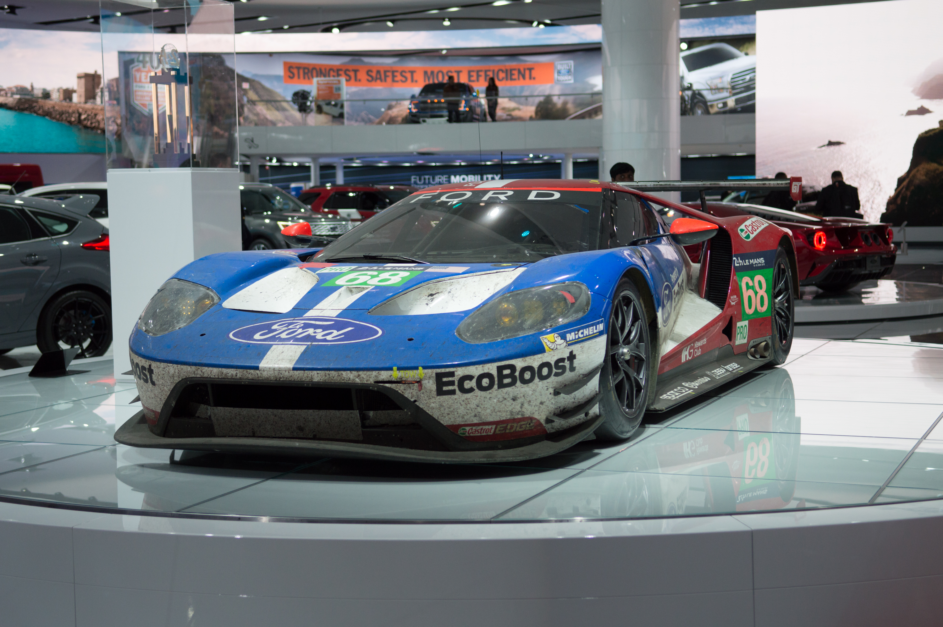 Ford GT Le Mans #68