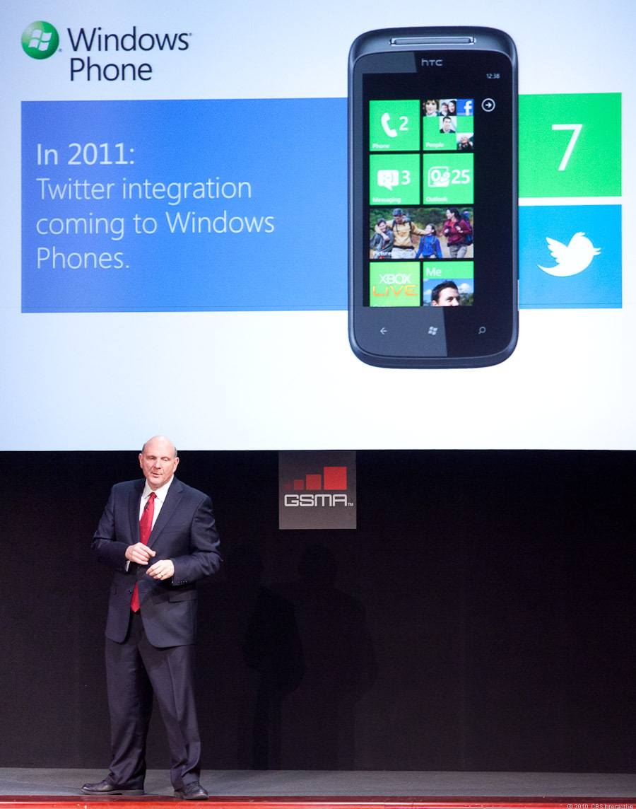 Twitter integration coming to Windows Phone 7