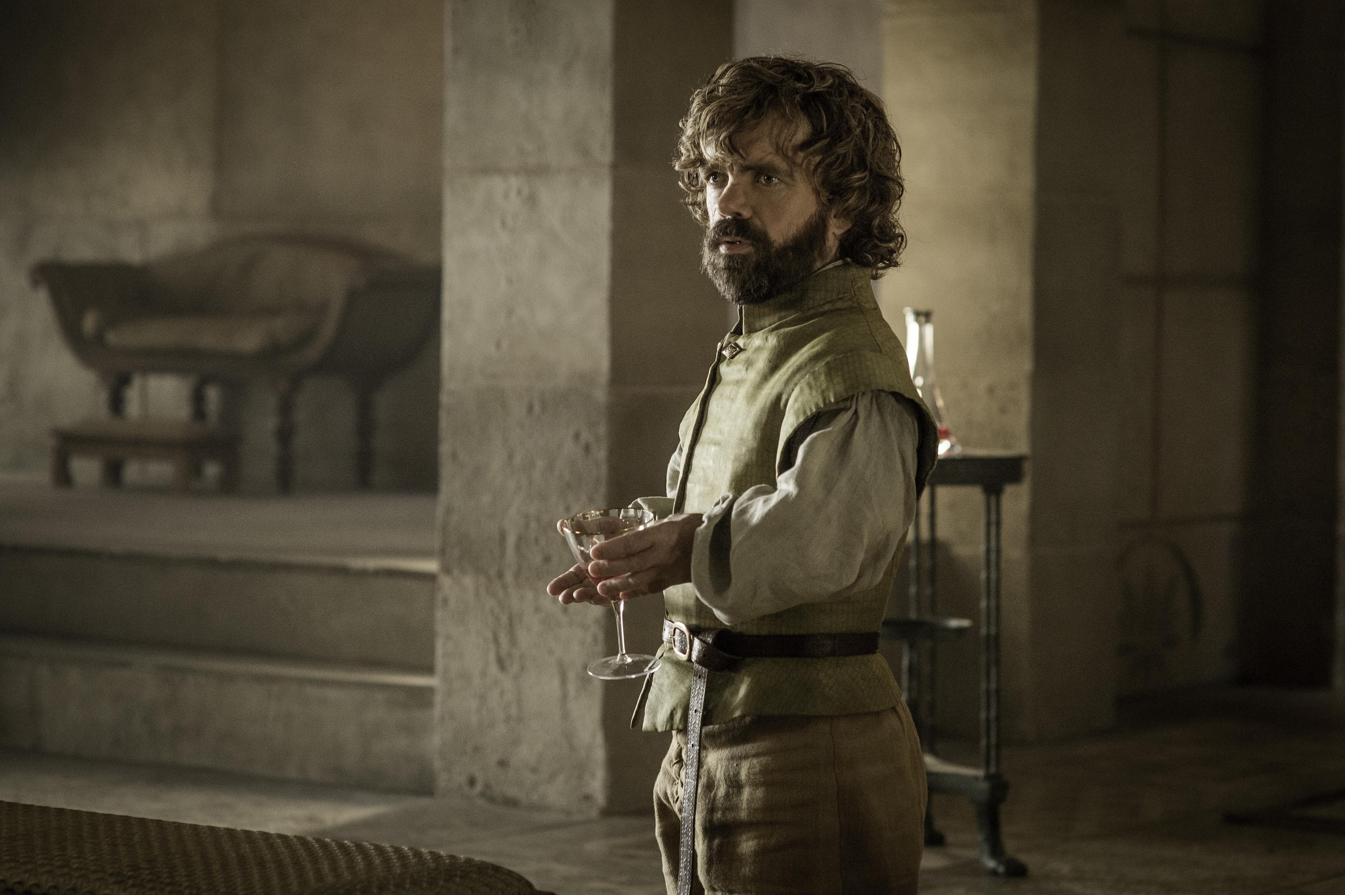 Confirmed: Tyrion Lannister betrays the Lannisters