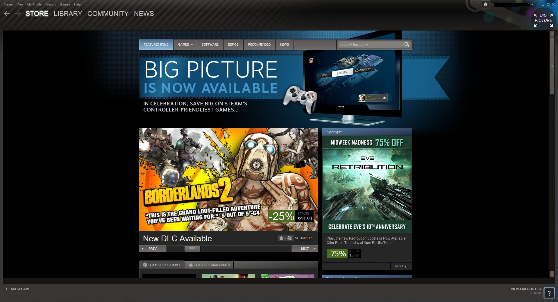 Does Nvidia have Valve Software's Steam gaming service in its sights?