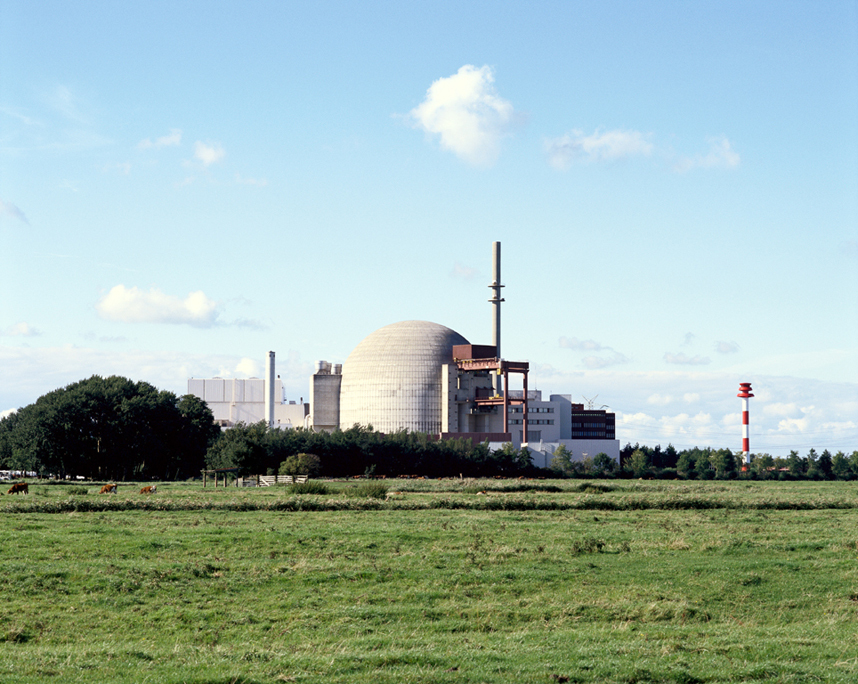 Brokdorf Nuclear Power Plant