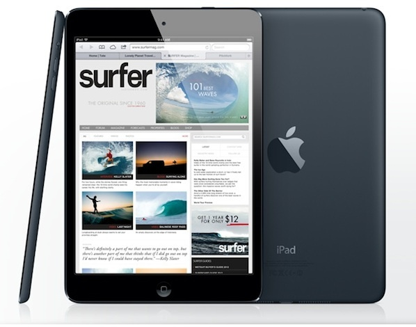 Apple appears to be working a various future versions of the iPad Mini.