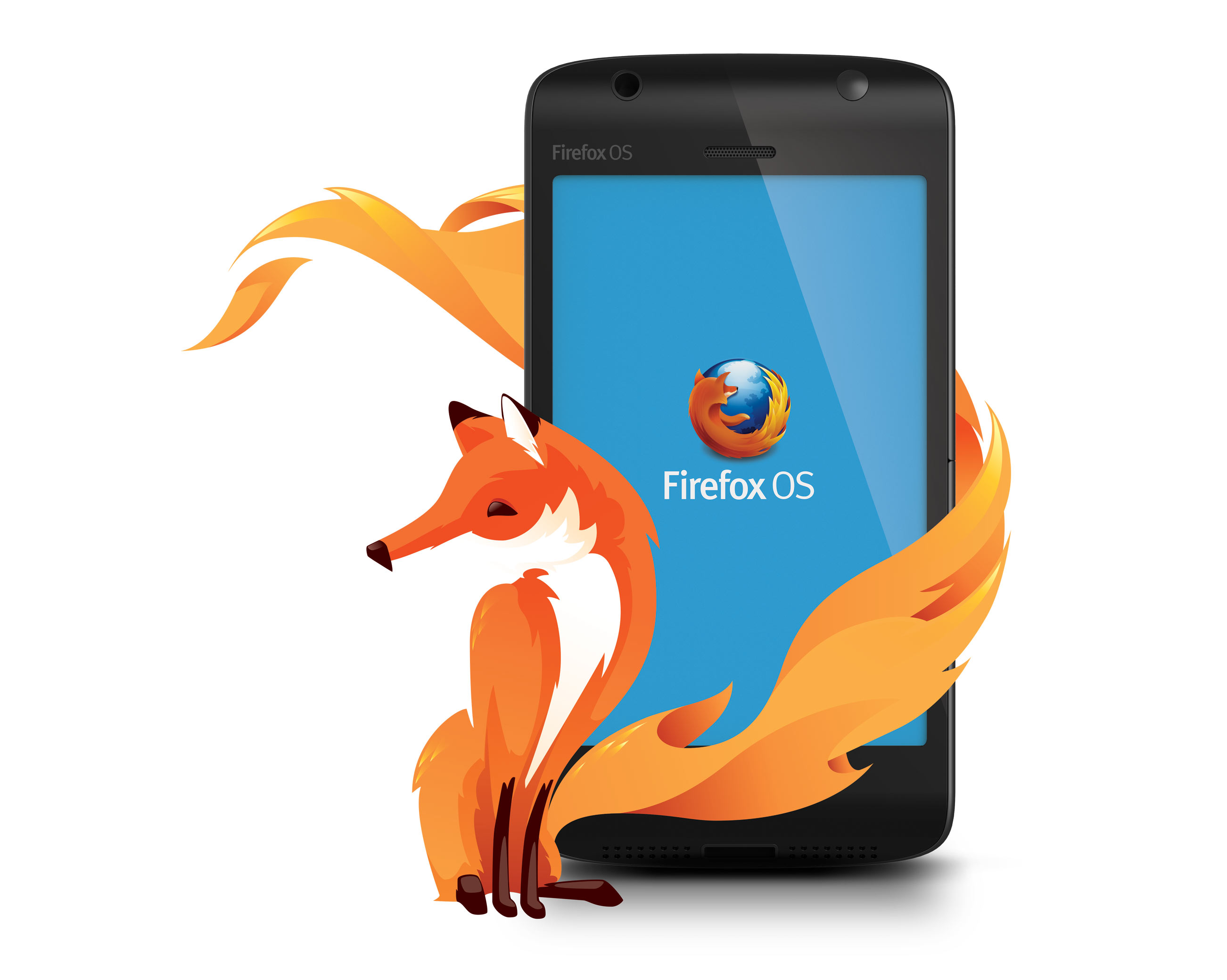 Mozilla's Firefox OS competes chiefly against Apple's iOS and Google's Android.