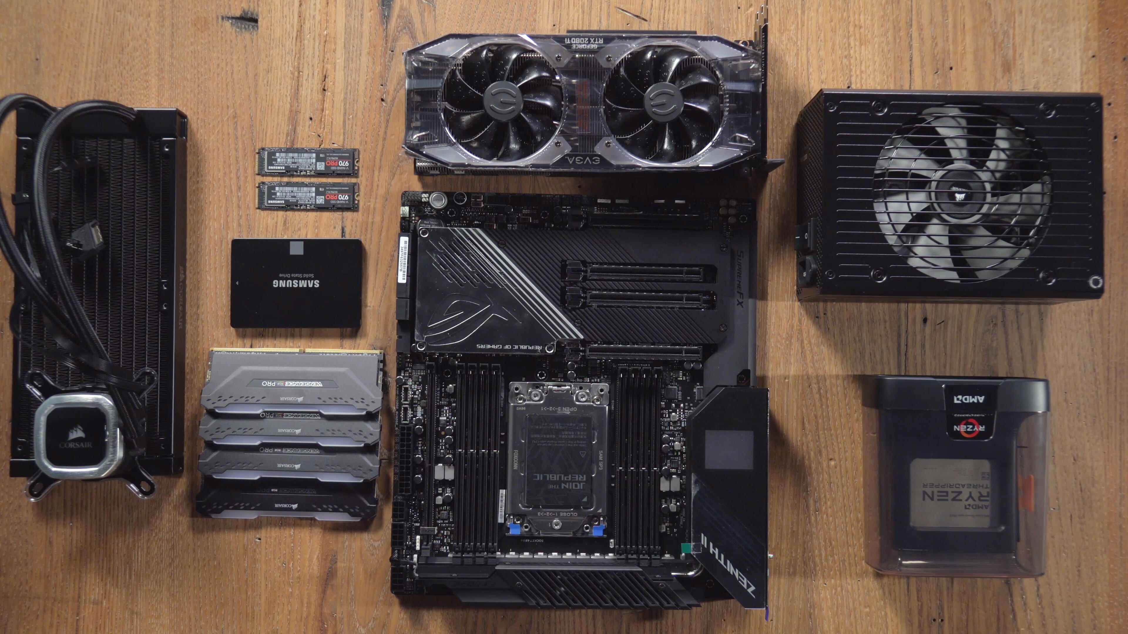 This is how you build your own PC powerhouse at home, from CPU to nuts -  CNET