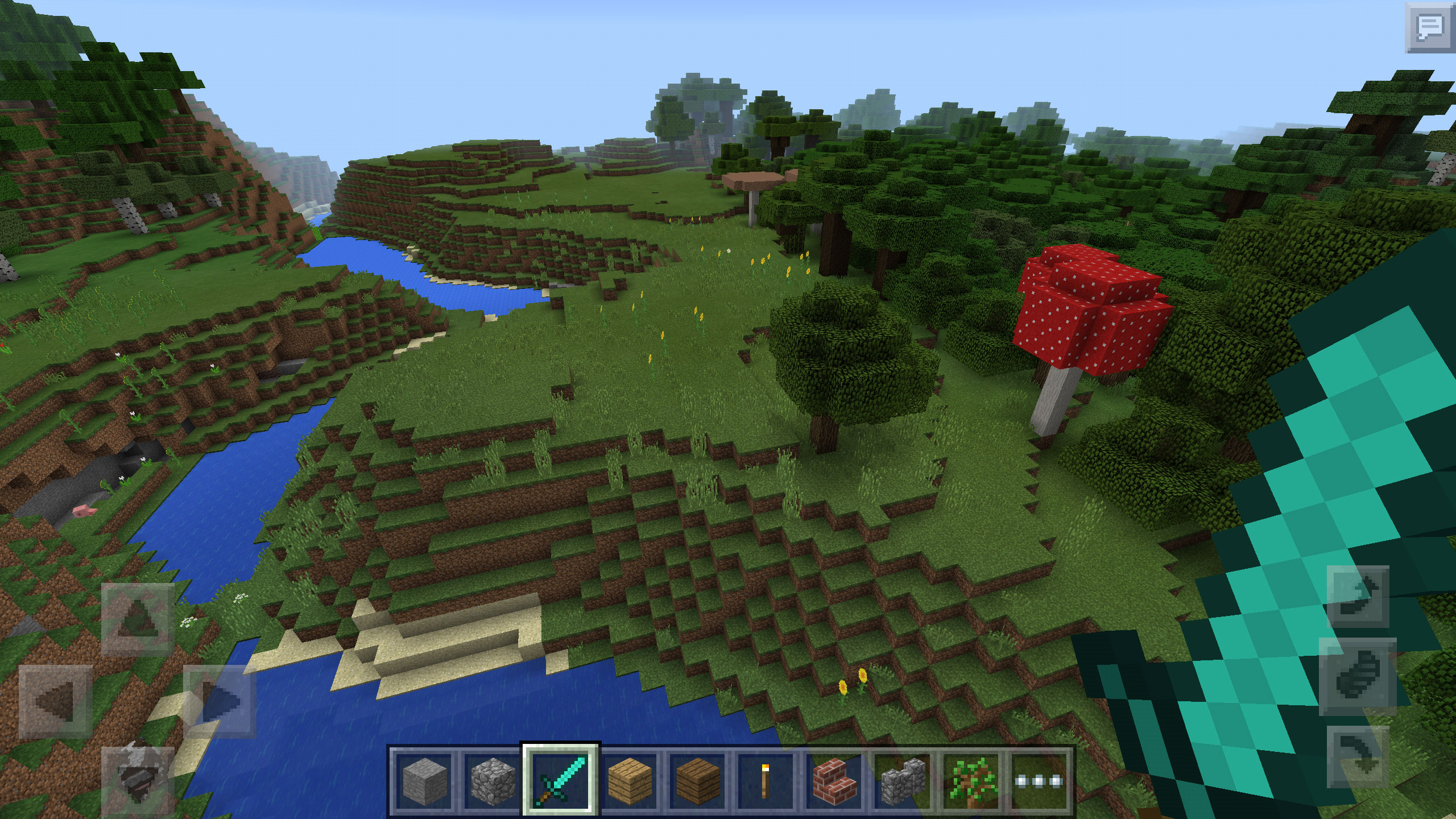 """Minecraft on phones will become more adaptable with the addition of command blocks and something comparable to the """"mods"""" available on PC versions of the game."""