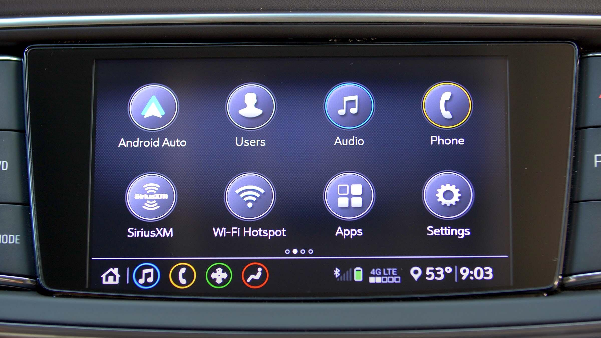 Video: Check out GM's new Infotainment 3 system in the 2020 Buick Enclave