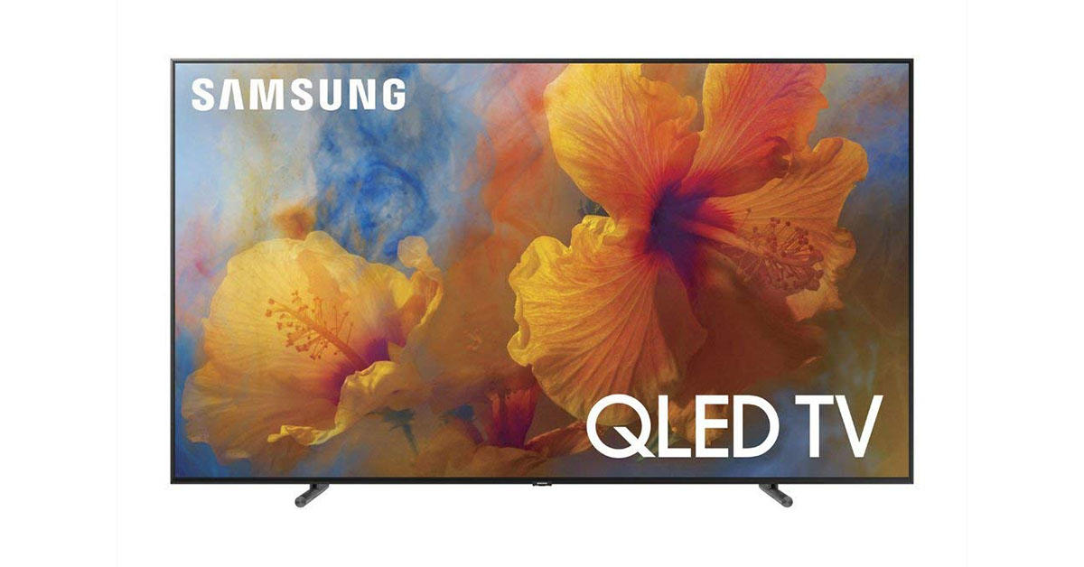 This 88-inch Samsung 4K Ultra HD Smart TV
