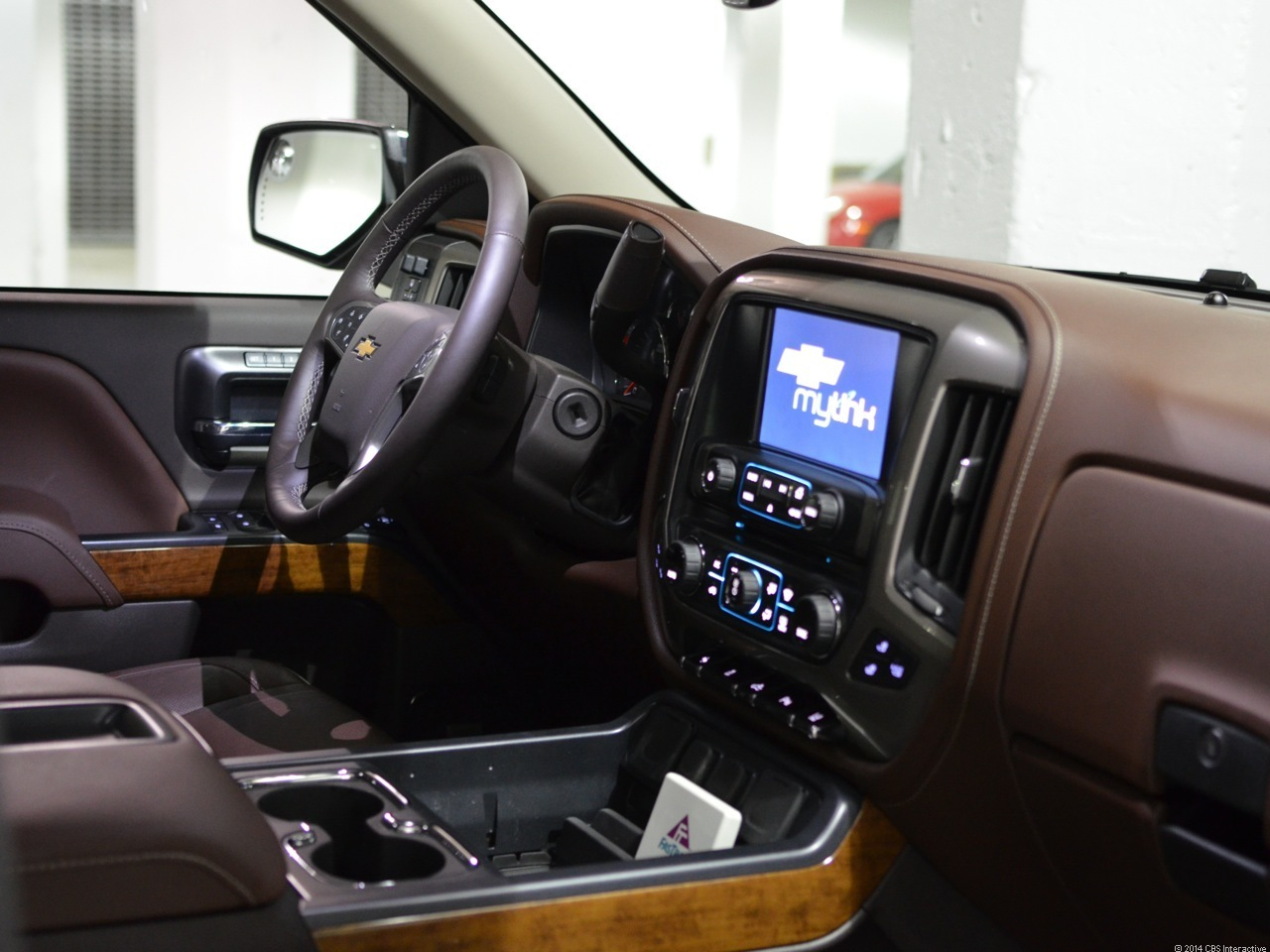 High Country interior