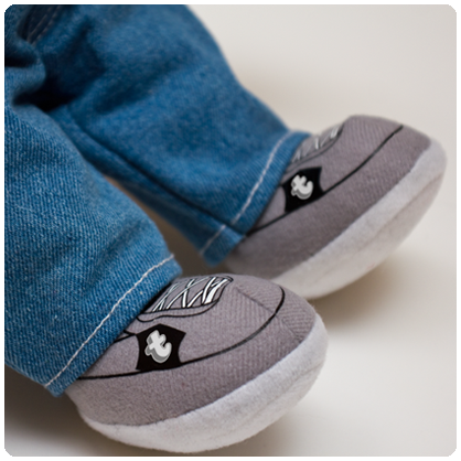 iCEO shoes close-up