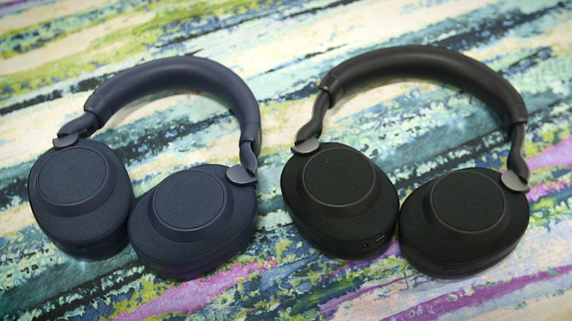 Video: Jabra 85h wireless noise-canceling headphone has cutting-edge features