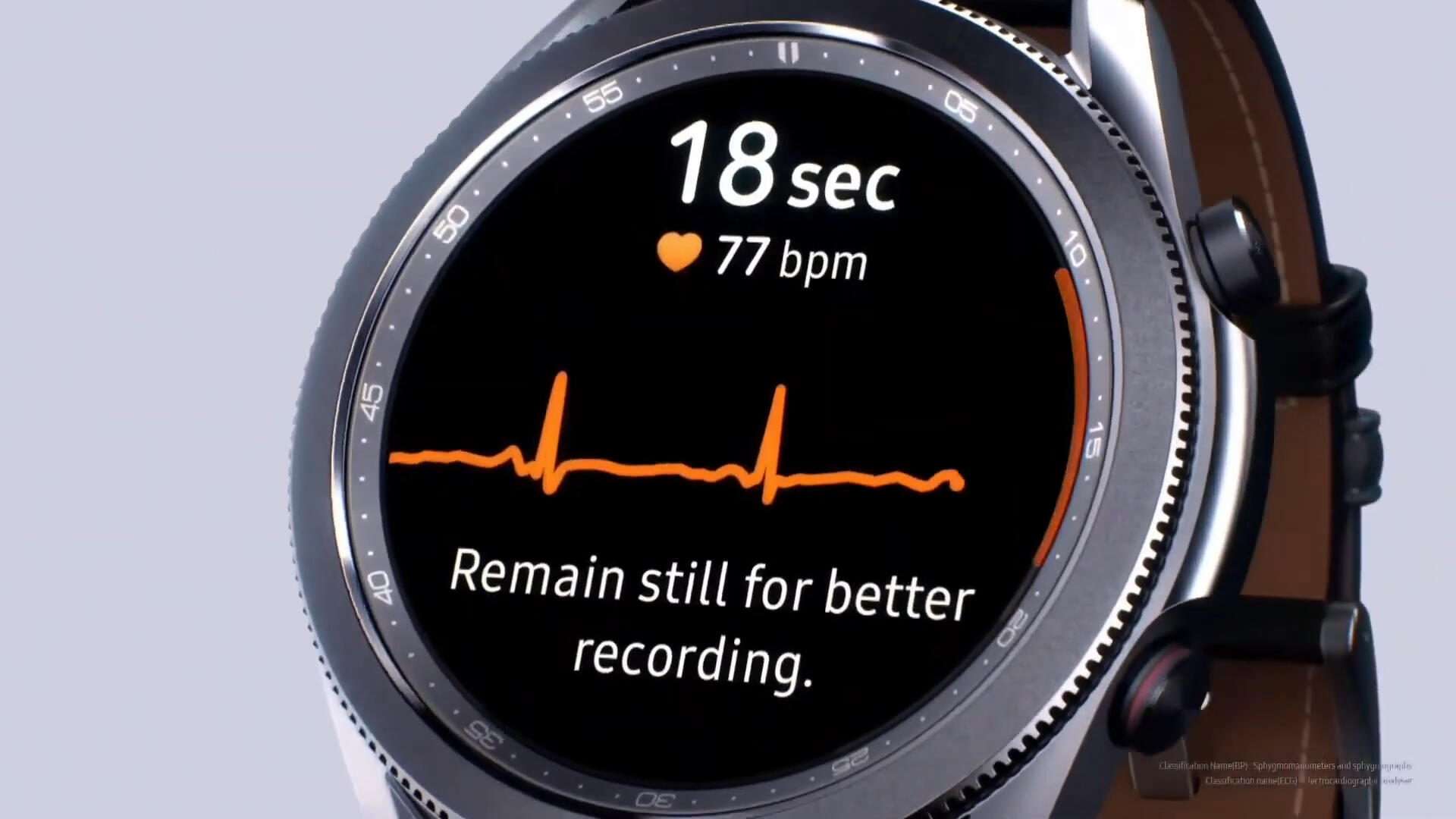 Video: Samsung Galaxy Watch 3 can check your blood pressure