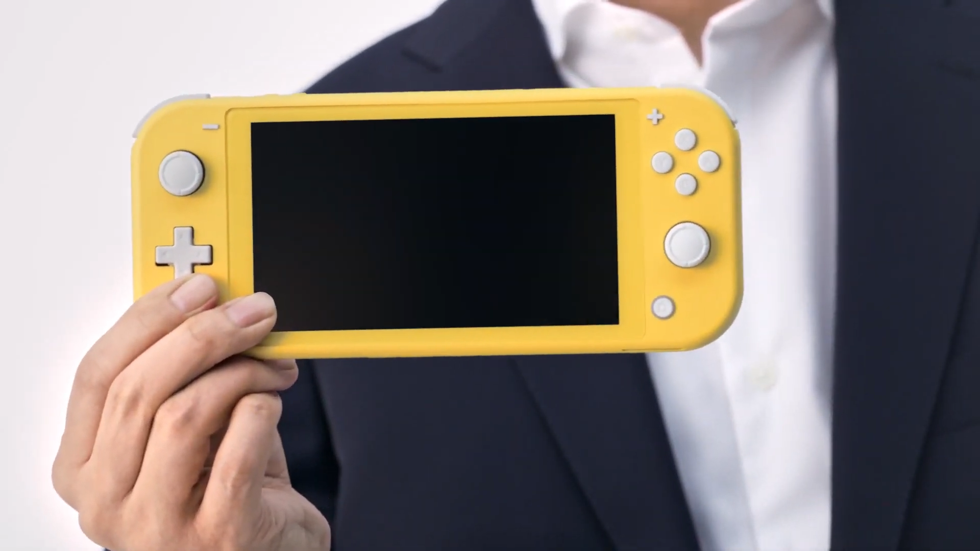Video: Nintendo Switch Lite first impressions