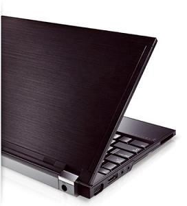 Dell E4200 ultraportable can be configured with 128GB SSD