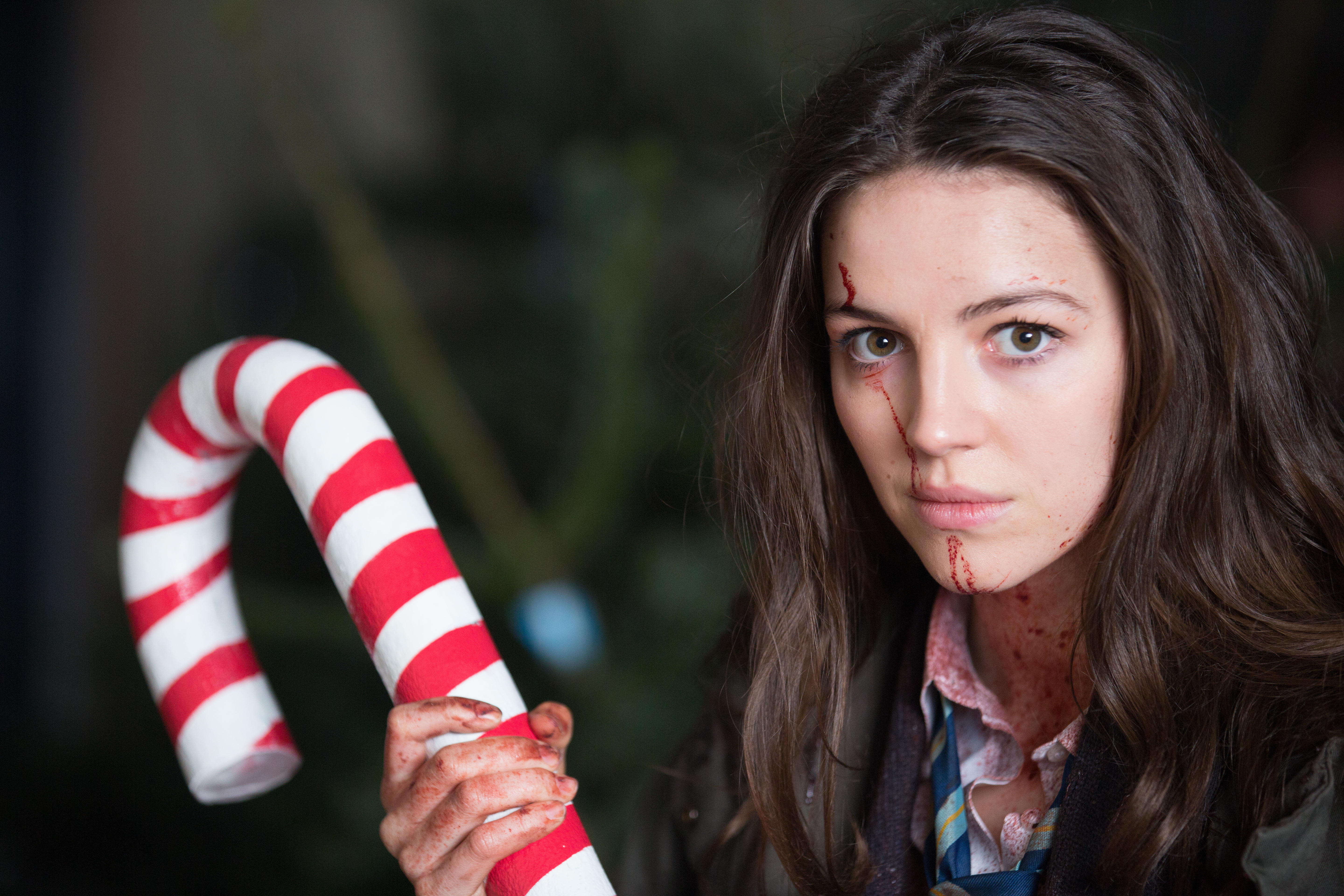 anna-apocalypse-aata-1-ella-hunt-anna-in-the-christmas-tree-emporium-with-her-candy-cane-as-a-weapon