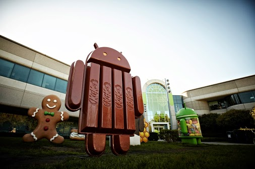 Next Android called 'KitKat'