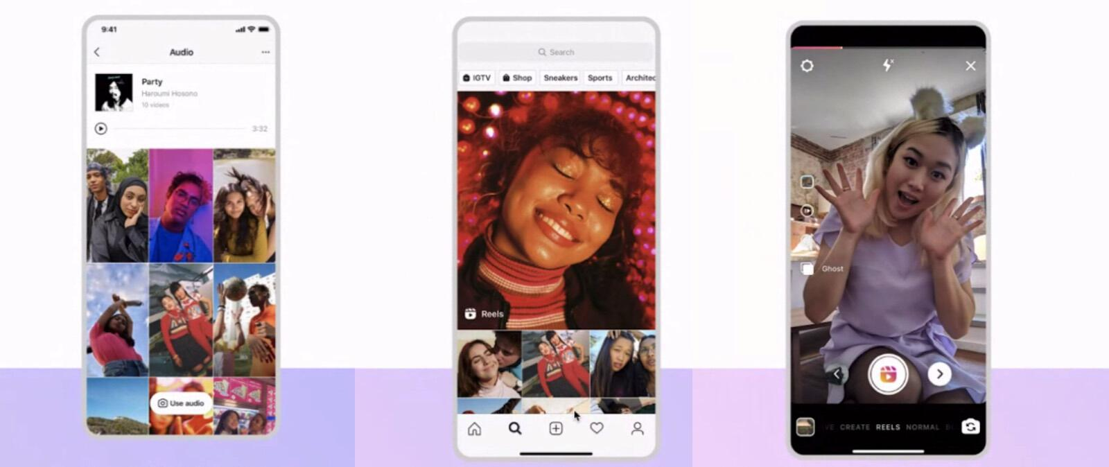 Instagram Reels tutorial: How to use the TikTok competitor