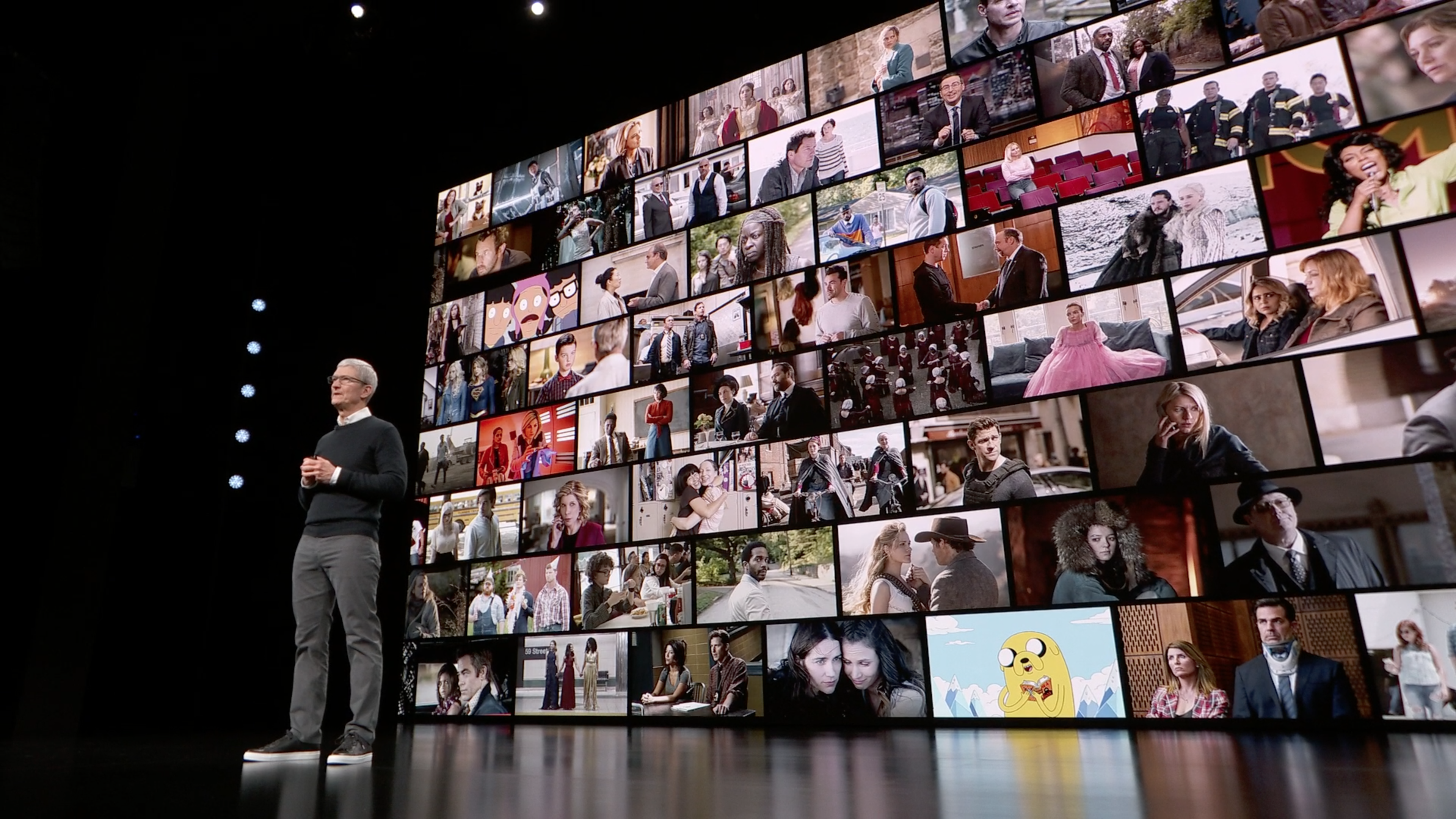 Welcome to the new frontier of Apple TV Plus