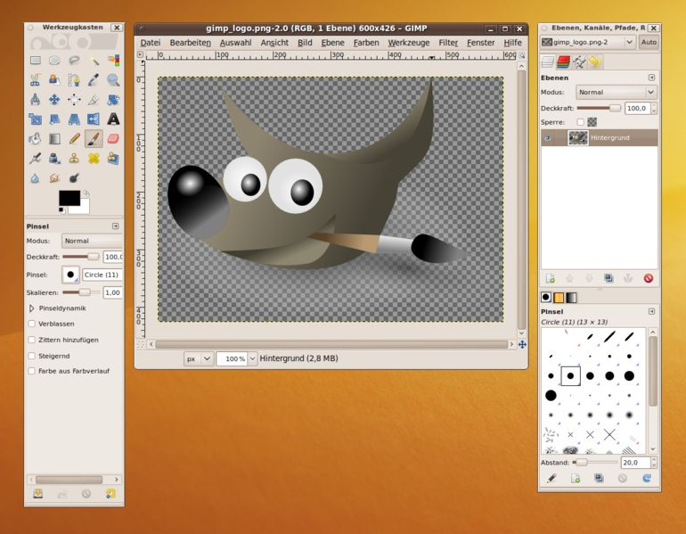 GIMP for Linux matches Photoshop almost feature for feature.