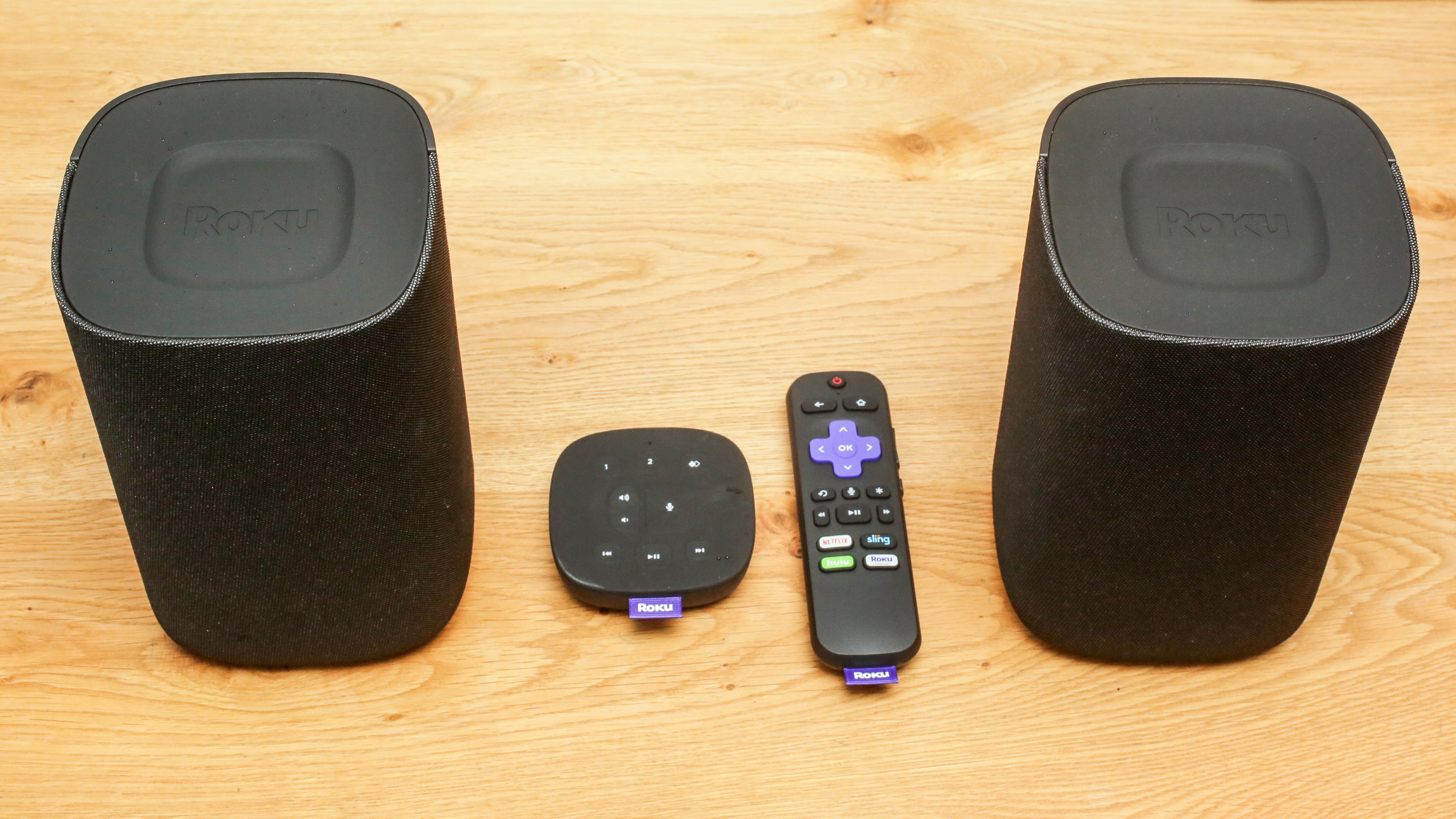 Roku TV Wireless Speakers