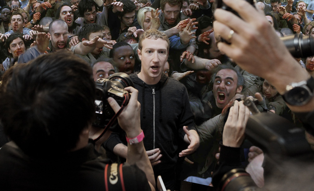 Zuck and the zombies