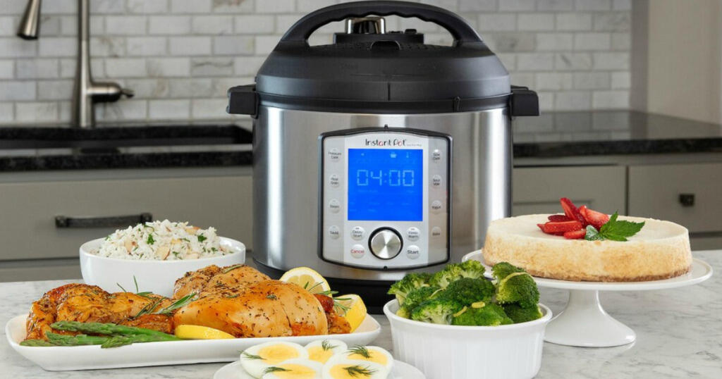 A 3 quart Duo Nova Instant Pot is just $ 50, down at the lowest price we have seen