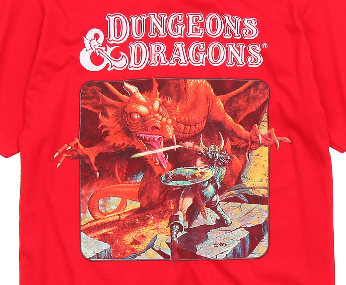 Dungeons & Dragons 1983 players manual