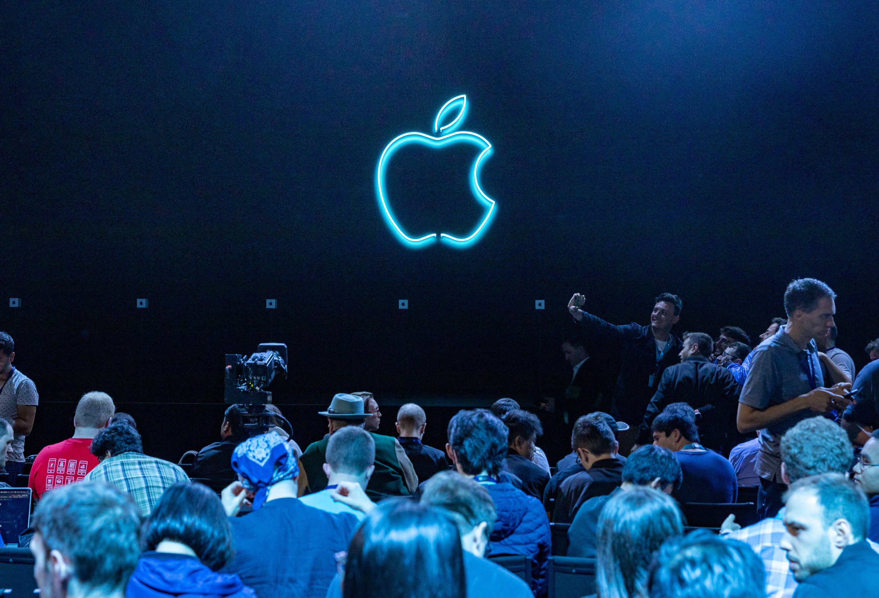 Apple started moving toward language that's more inclusive and less racially charged at its WWDC conference in June.