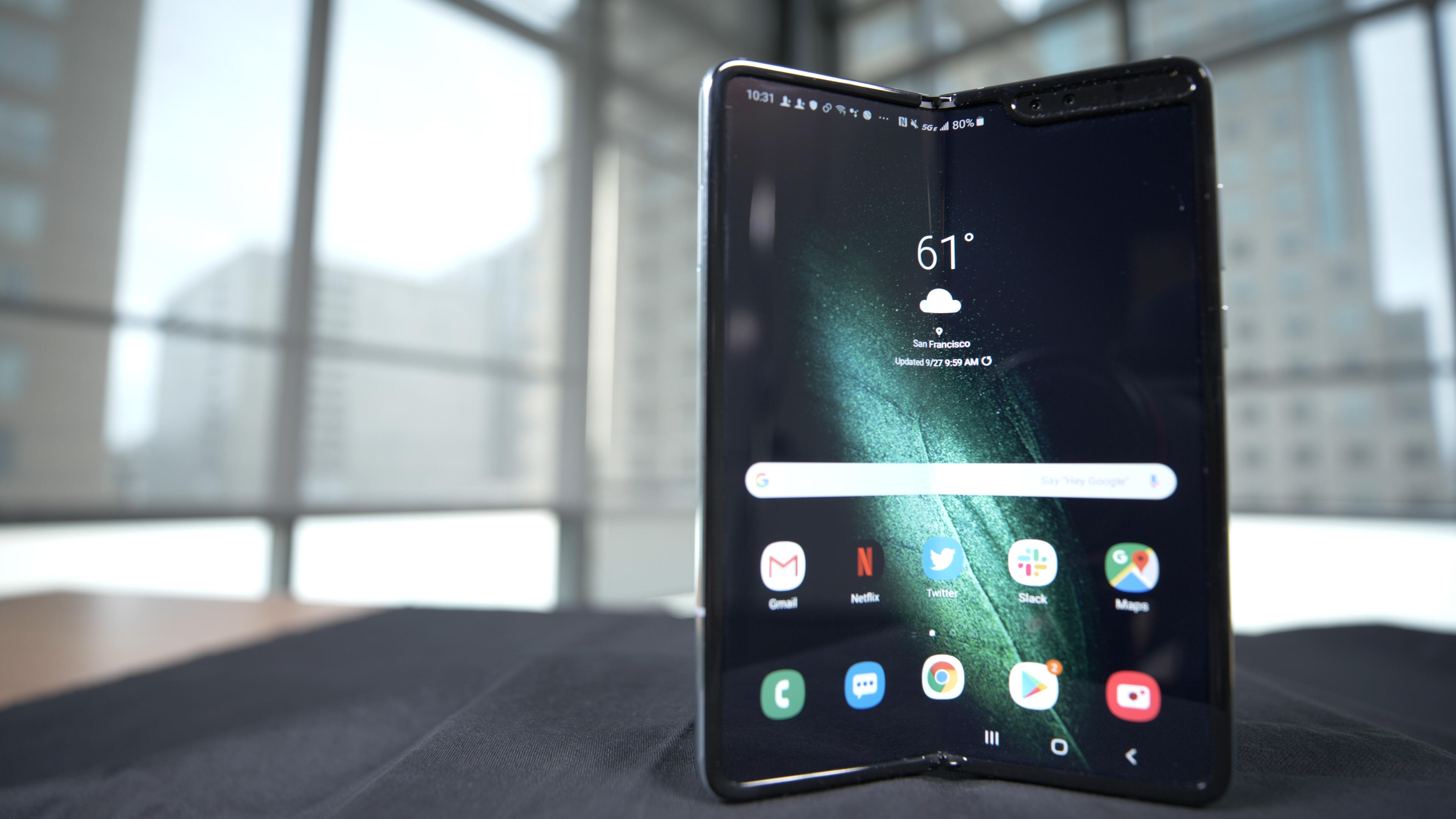 Video: Galaxy Fold makes its case for the future