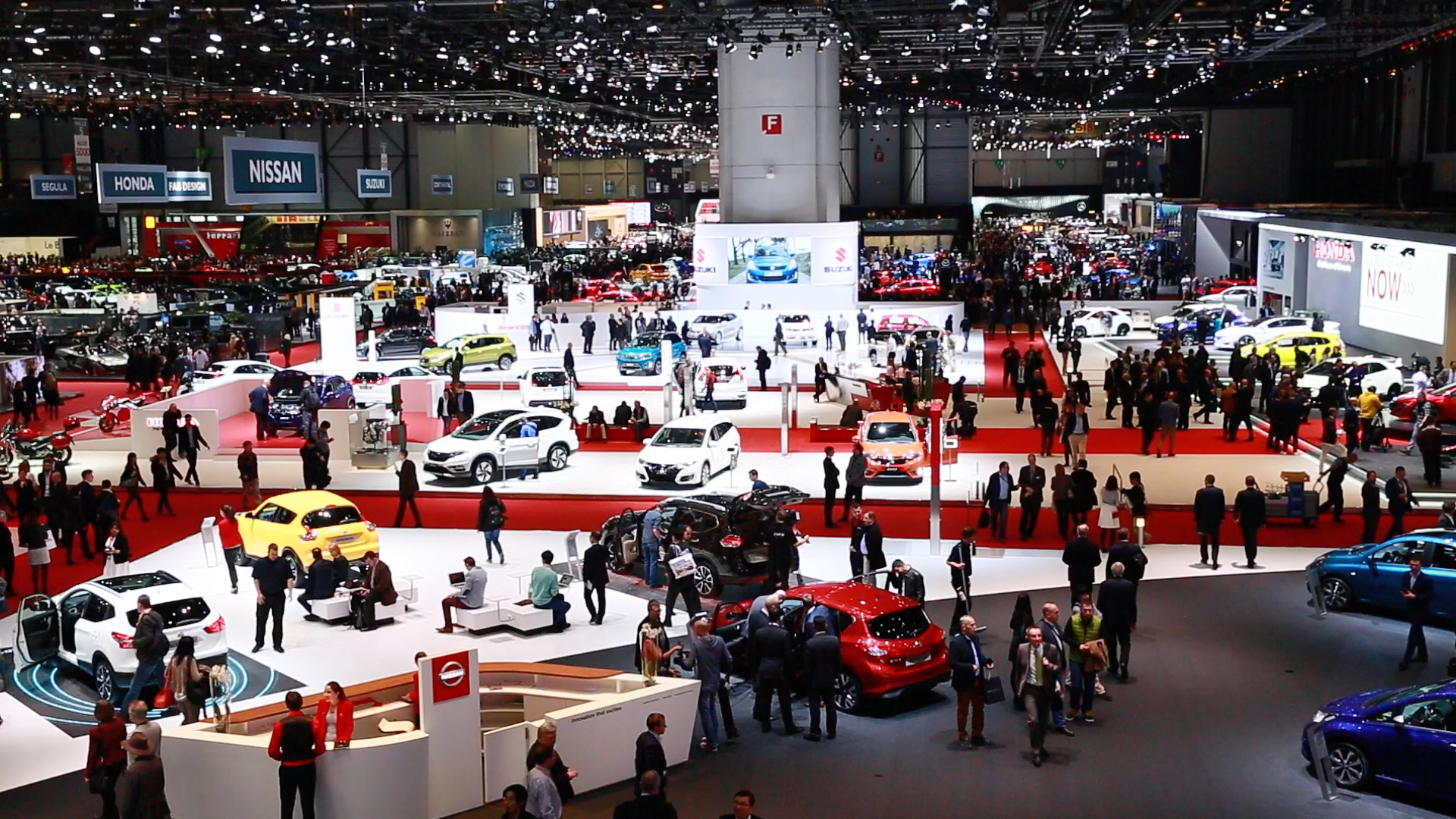 Video: Geneva Motor Show 2015: CNET's editors choose their favorites