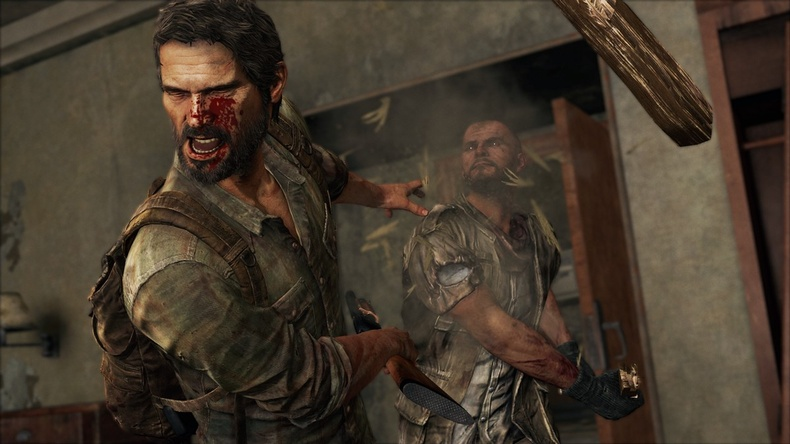"""Image: """"Last of Us"""" is meant to be a dark survival story. It's dark all right."""