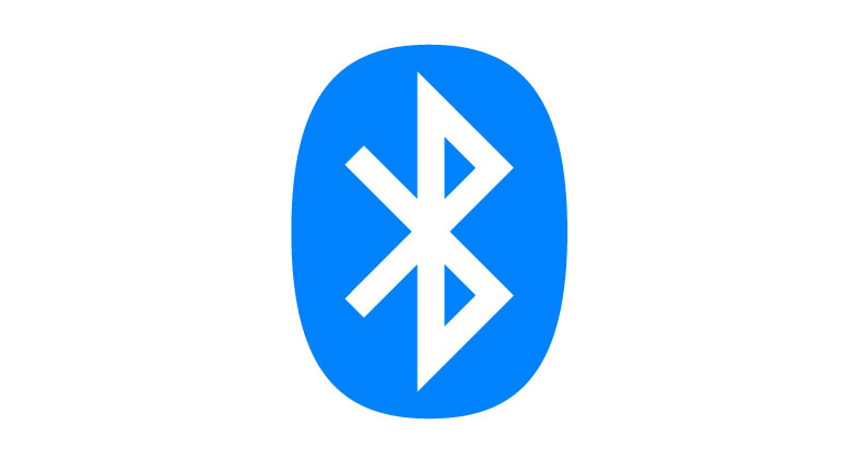 The Bluetooth logo is made of runes emblematic of its Nordic roots.