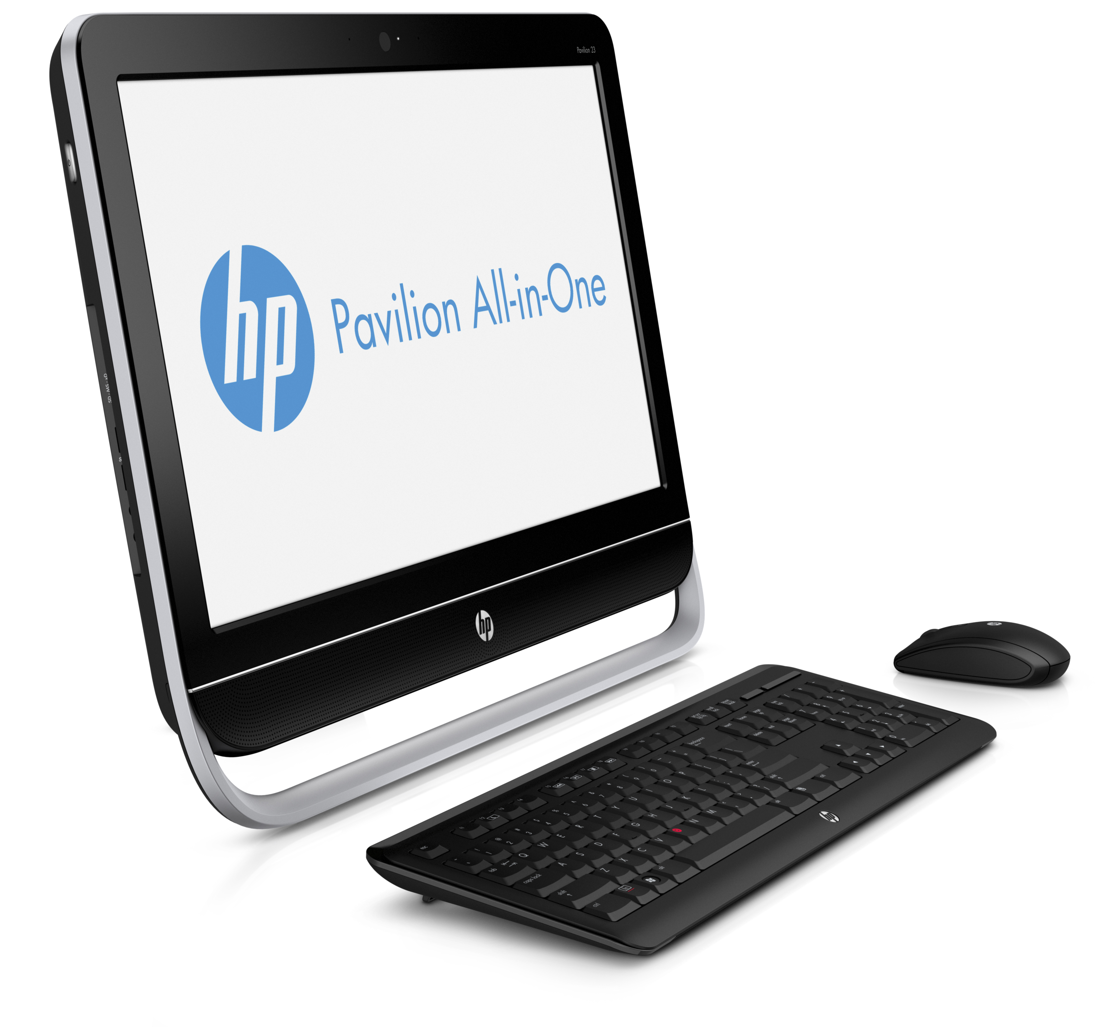 The Pavilion 23 might be the least expensive 23-inch all-in-one PC.