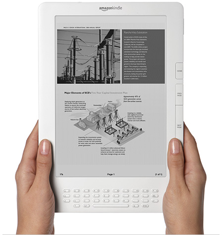 Library lending is coming to the Kindle.