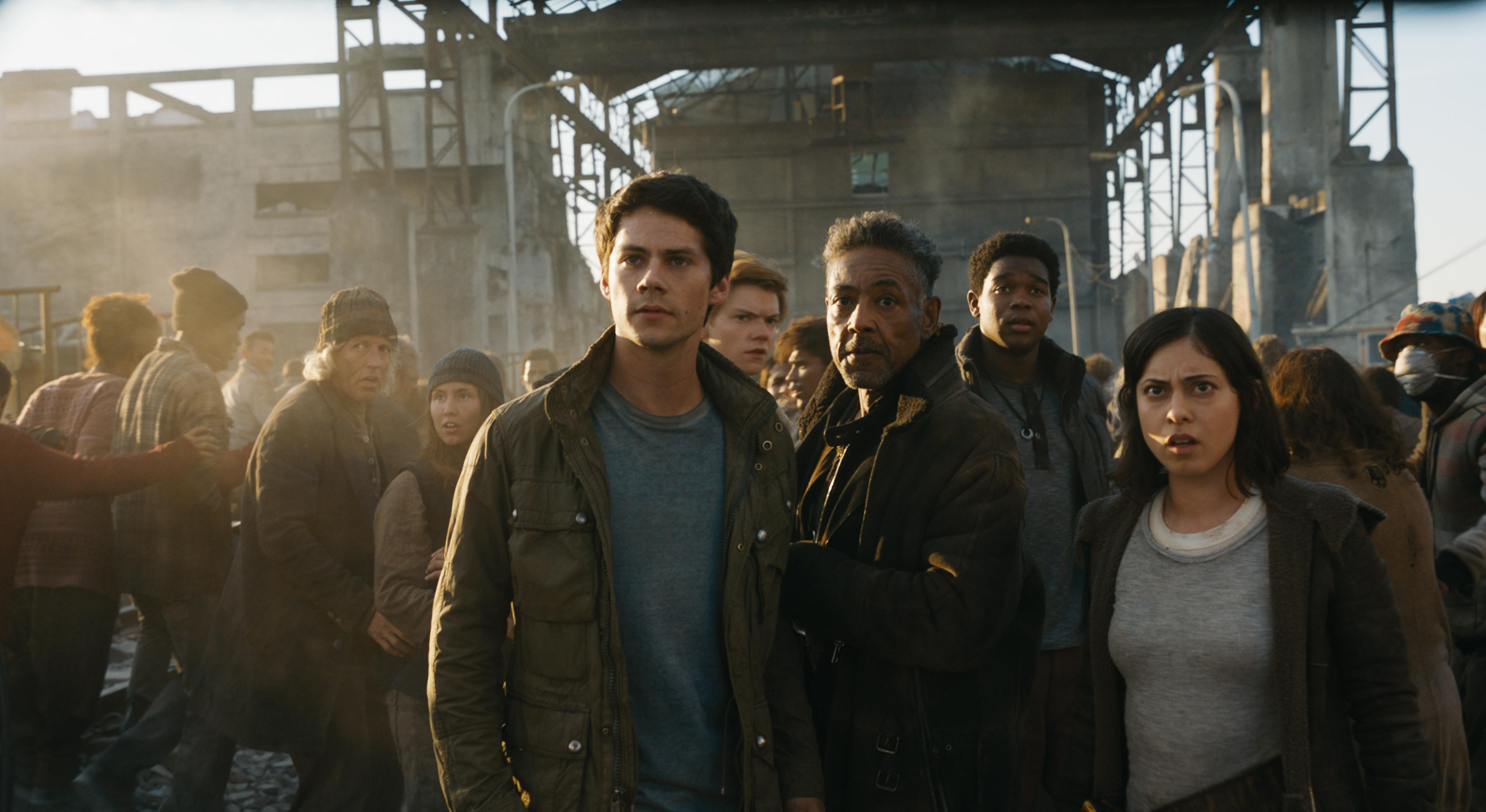 25 (tie). Maze Runner: The Death Cure