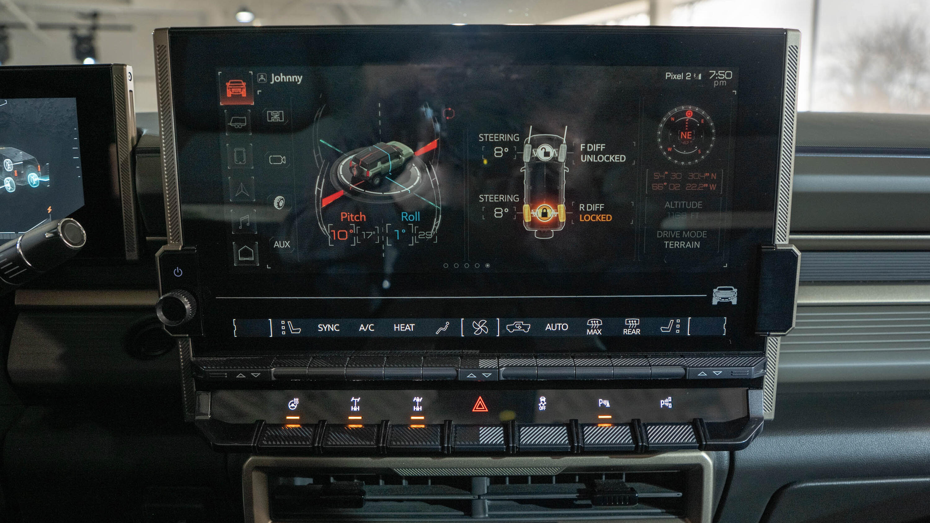 Video: How Marvel Cinematic tech influenced the GMC Hummer EV's dashboard