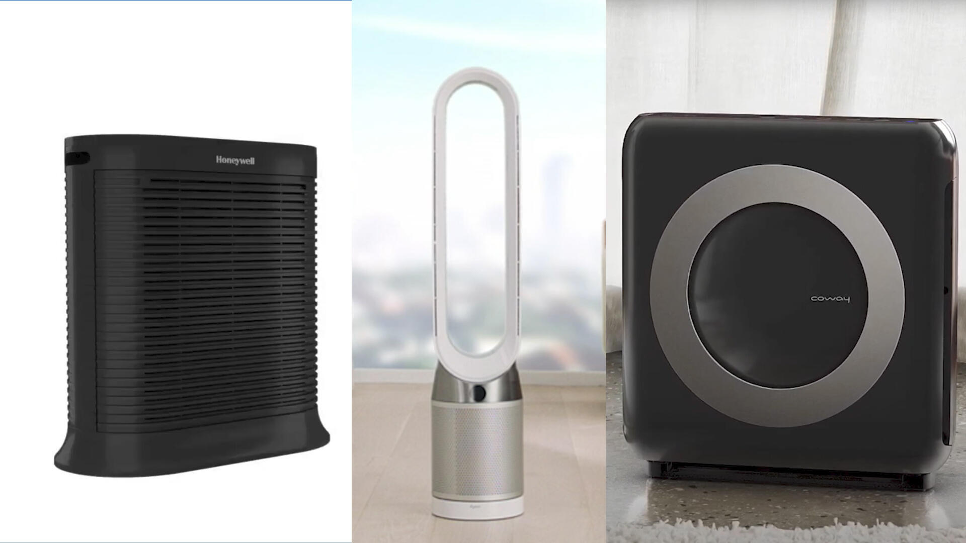 First we break down what you should know before picking up an air purifier. Then we give some of our recommendations, including products from Dyson and Honeywell.