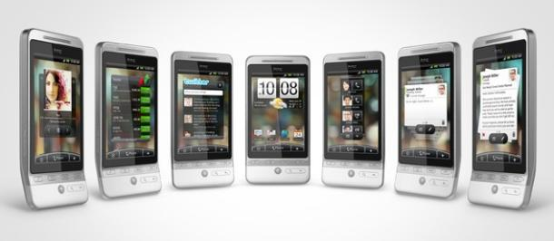The HTC Hero phone will have Flash support built in.
