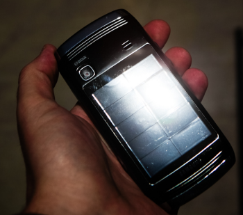 Samsung's solar charger for the Replenish
